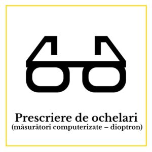 Prescrierea de ochelari